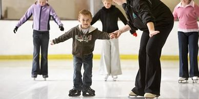 LEARN TO SKATE, Ages 3+