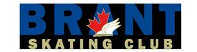 Brant Skating Club Logo